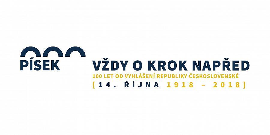 Logo PÍSEK - VŽDY O KROK NAPŘED